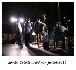 Santa Cristina d'Aro 2016